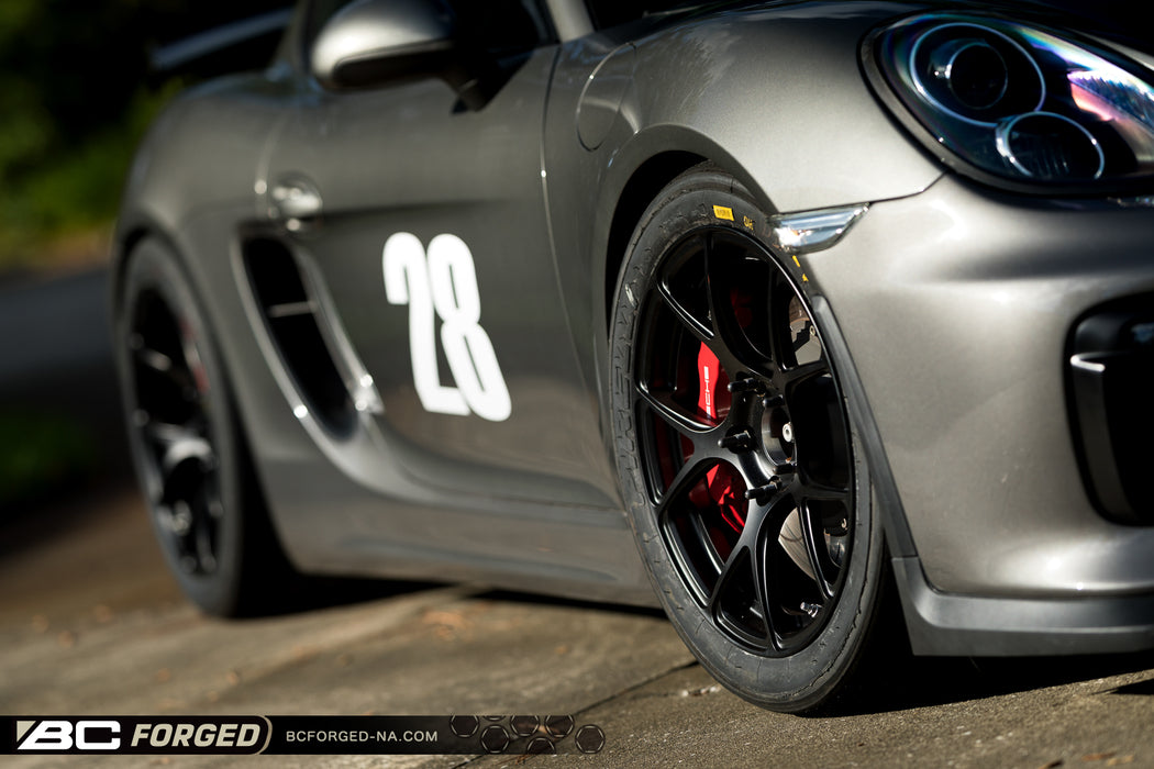 BC Forged - RZ05 Forged Monoblock Wheels - Flat 6 Motorsports - Porsche Aftermarket Specialists