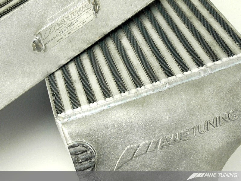 AWE Tuning Performance Intercoolers (997 Turbo) - Flat 6 Motorsports - Porsche Aftermarket Specialists