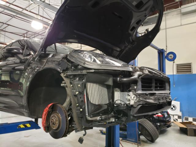 Alpha Performance (AMS) Intercooler System (Macan)