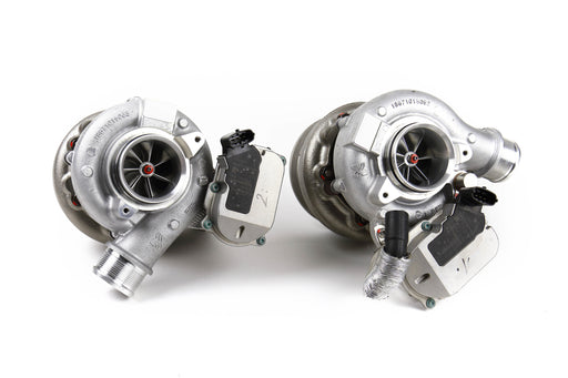 BBI Autosport GT2 RS Upgraded Turbochargers (991 GT2RS)