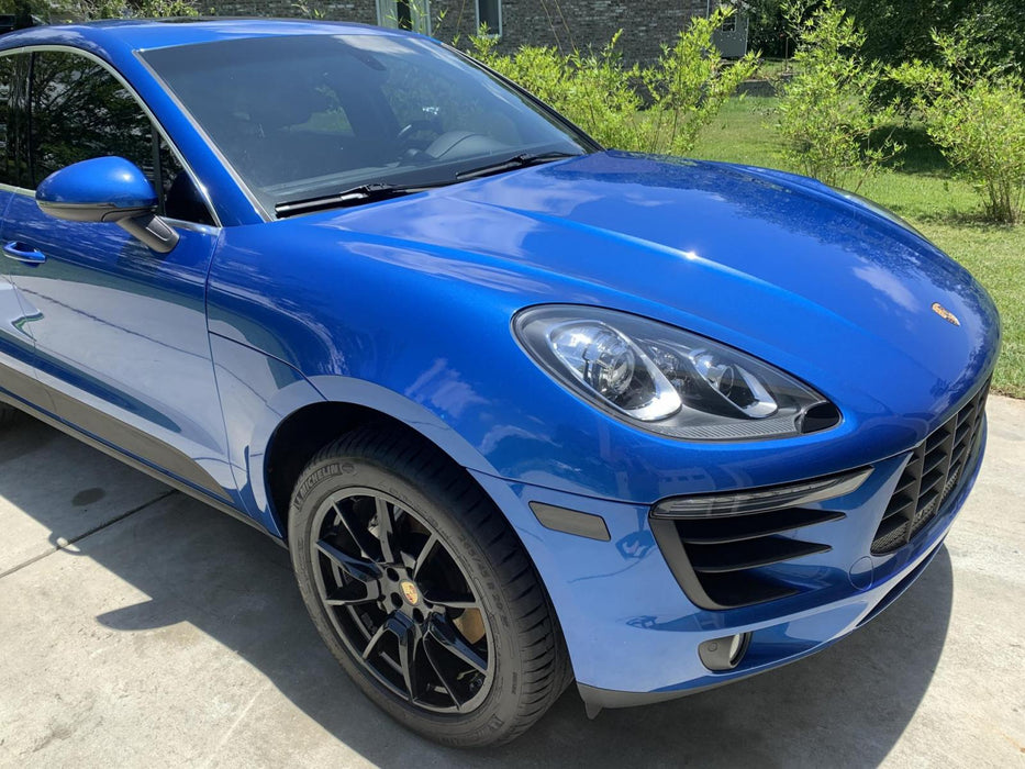 Flat 6 Motorsports - Clear or Smoked Side Markers (Macan)