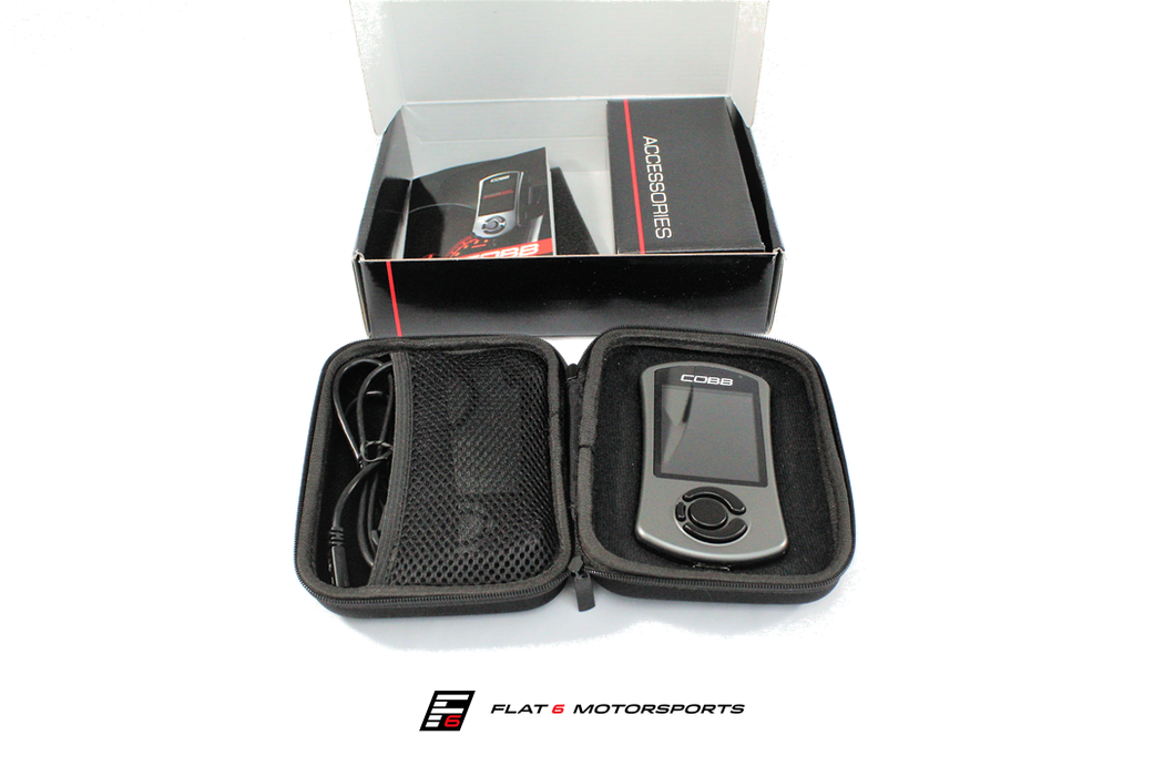 Cobb Tuning Access Port V3 W/ PDK Flashing (Cayman / Boxster 981) - Flat 6 Motorsports - Porsche Aftermarket Specialists