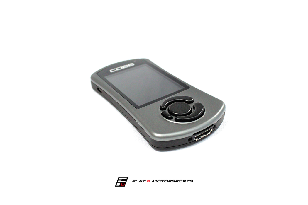 Cobb Tuning Access Port V3 w/ PDK Flashing (991.1 Turbo) - Flat 6 Motorsports - Porsche Aftermarket Specialists