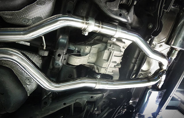 Frequency Intelligent Valvetronic Exhaust System (958.2 Cayenne S / GTS) - Flat 6 Motorsports - Porsche Aftermarket Specialists