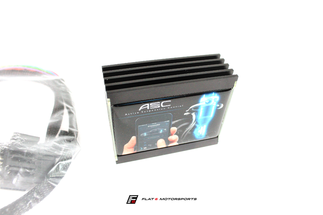 Cete Automotive - Active Suspension Control Module (970 Panamera w/ Air Suspension)