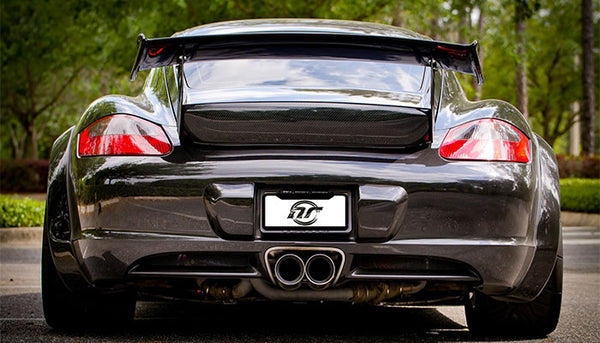 NR Auto - GT3 RS Style Wing (987 Cayman / Boxster)