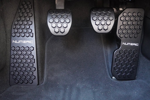 Numeric Racing Performance Pedal Set (987 Cayman & Boxster)