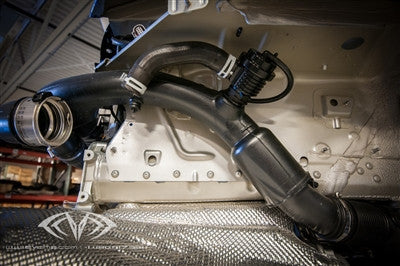 EVOMS Diverter Valves (991.1 Turbo) - Flat 6 Motorsports - Porsche Aftermarket Specialists