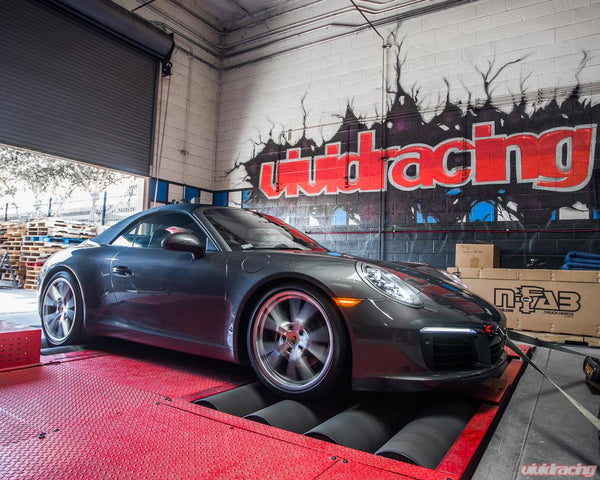 VR Tuned ECU Flash Tune (991.2 Carrera) - Flat 6 Motorsports - Porsche Aftermarket Specialists