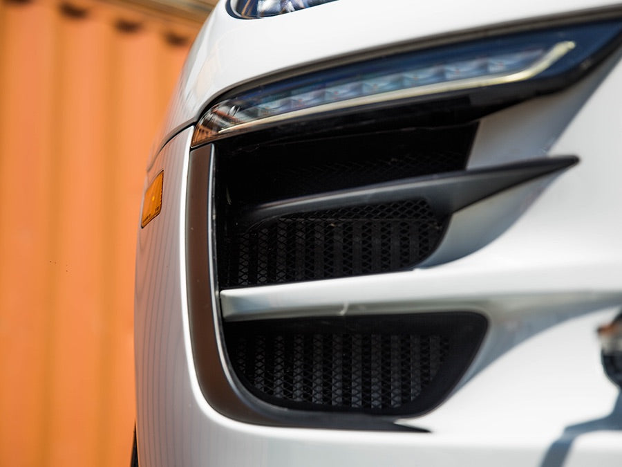 Rennline Radiator Protection Grill Screens (Macan)
