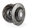 EBC - Slotted Rear Rotor Set (Macan / S) - Flat 6 Motorsports - Porsche Aftermarket Specialists