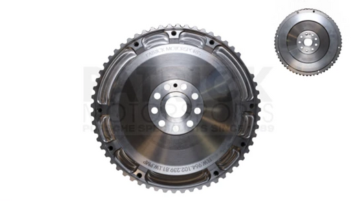 Patrick Motorsports - Single Mass Lightweight Flywheel (997 Turbo)
