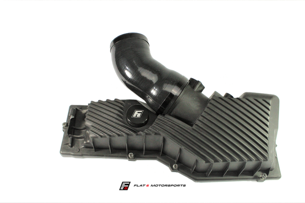 Flat 6 Motorsports - Cold Air Intake Elbow Kit (996 Carrera / C4S)