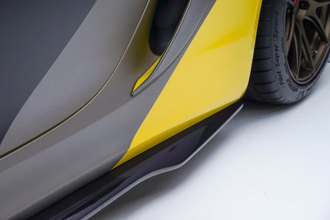 Vorsteiner V-CS Aero Side Skirts (981 GT4)