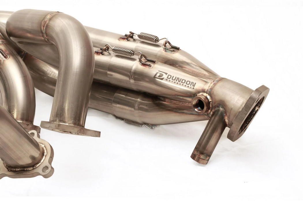 Dundon Motorsports GT4 Race Headers - 981