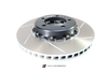 Girodisc 2-Piece 350MM Front Rotor Upgrade Set (Cayman S / Boxster S 981)