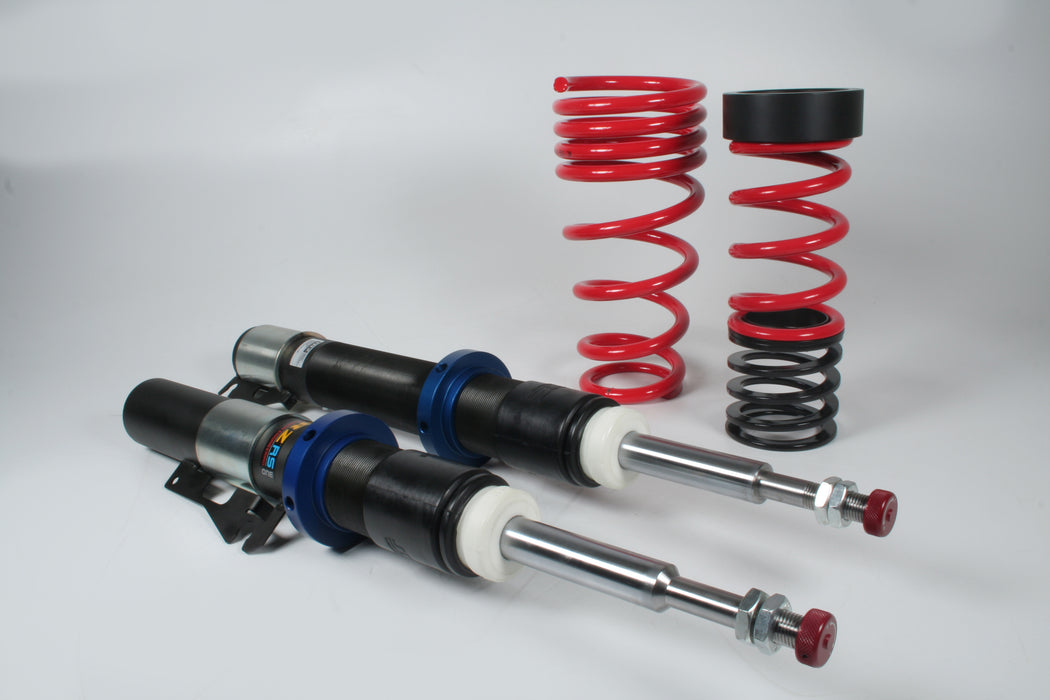 JRZ RS1 Touring Coilover Kit (Boxster / Cayman 981) - Flat 6 Motorsports - Porsche Aftermarket Specialists