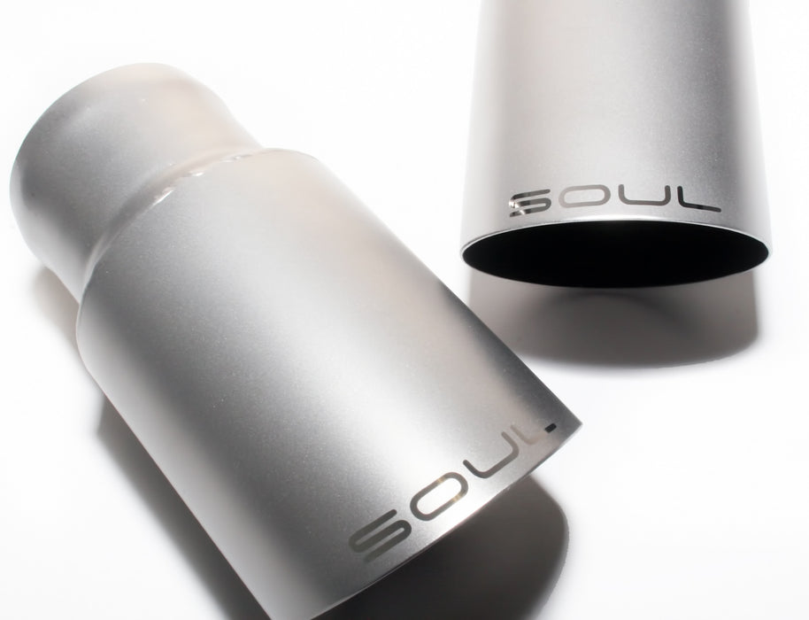 Soul Performance Products - Exhaust System (987.1 Cayman / Boxster) - Flat 6 Motorsports - Porsche Aftermarket Specialists