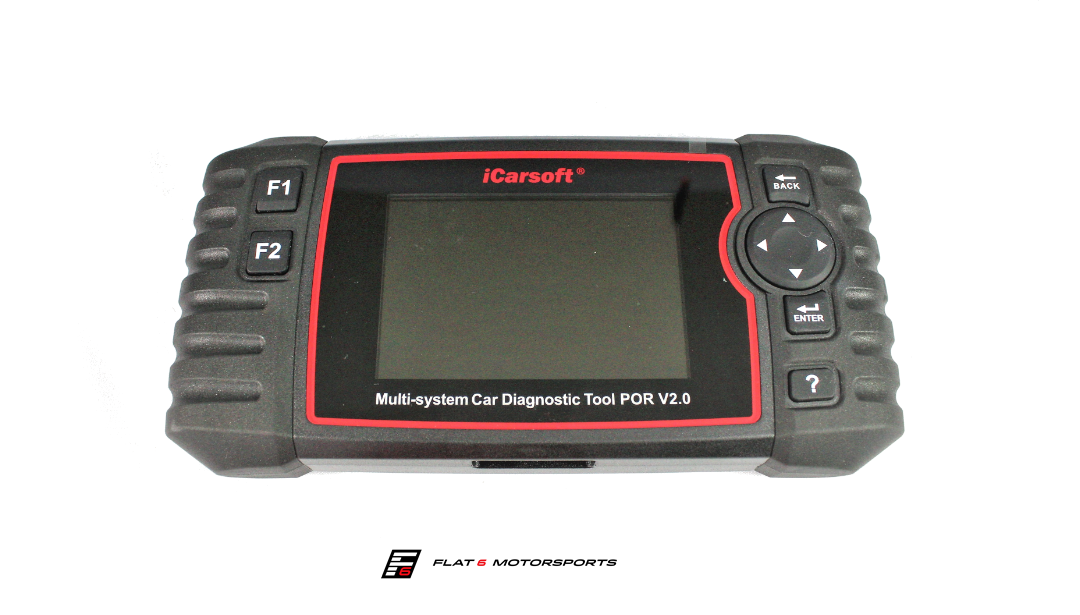 iCarsoft - POR V2.0 Oil Service Reset & Multi System Diagnostic Tool (996 911)