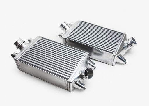 Agency Power High Flow Racing Intercoolers (991 Turbo) - Flat 6 Motorsports - Porsche Aftermarket Specialists