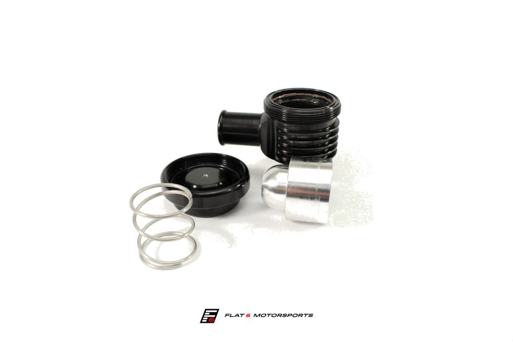 Flat 6 Motorsports by EVOMS - Performance Diverter Valves (Macan)