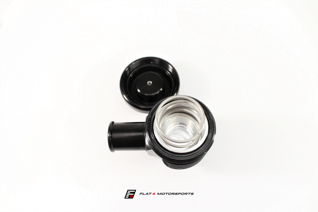 Flat 6 Motorsports by EVOMS - Performance Diverter Valves (958 Turbo)