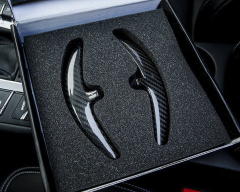 Agency Power Carbon Fiber Add-on PDK Paddle Shifters (Gen 2)