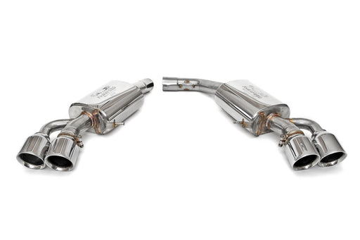 Fabspeed Maxflo Performance Exhaust System (Macan S) - Flat 6 Motorsports - Porsche Aftermarket Specialists
