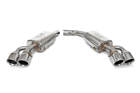 Fabspeed Maxflo Performance Exhaust System (Macan Turbo) - Flat 6 Motorsports - Porsche Aftermarket Specialists
