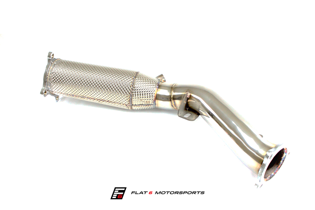 Mach 5 Performance Downpipe (Macan 2.0T) - Flat 6 Motorsports - Porsche Aftermarket Specialists