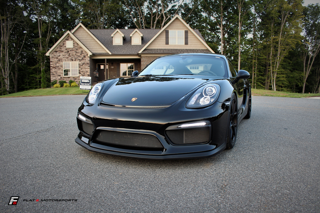 NR Auto - GT4 Front Bumper (Cayman / Boxster 981)