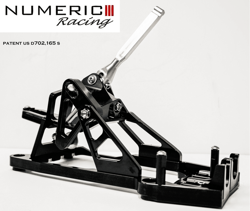 Numeric Racing Short Throw Shifter (996, 997, 987) - Flat 6 Motorsports - Porsche Aftermarket Specialists