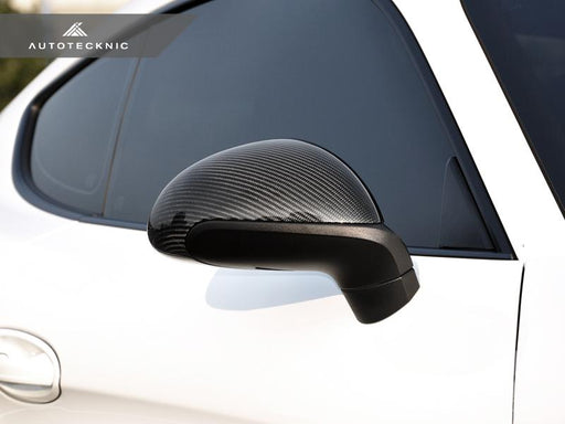 AutoTecknic Carbon Fiber Mirror Covers (991 Carrera)