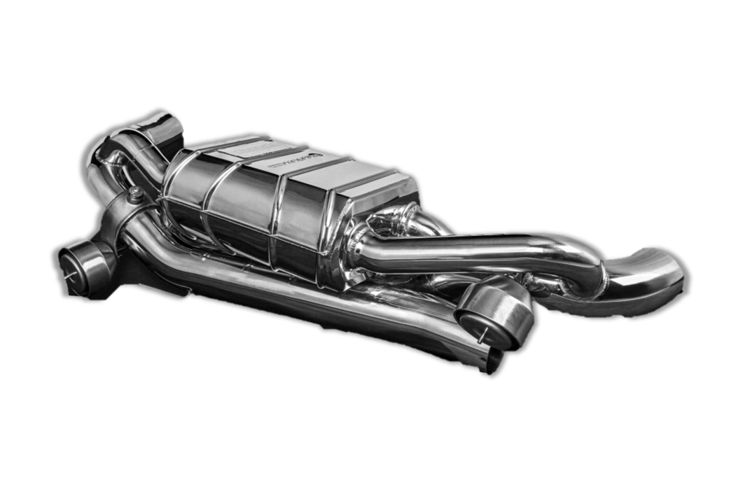 Capristo High Performance Valved Exhaust System (992 Carrera S)