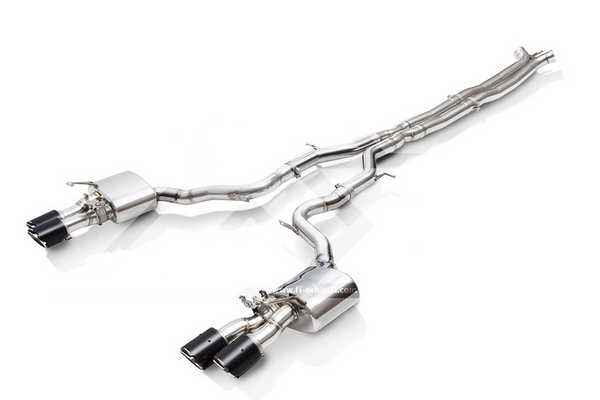 Frequency Intelligent Valvetronic Exhaust System (Panamera Turbo 971)