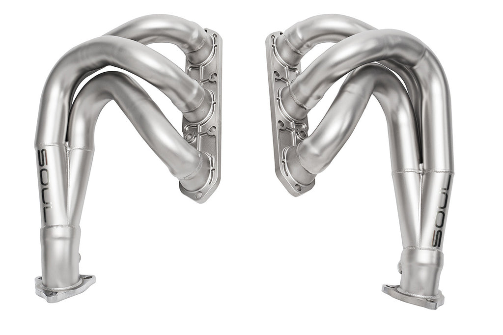 Soul Performance Products - Competition Headers (987.1 Cayman / Boxster)