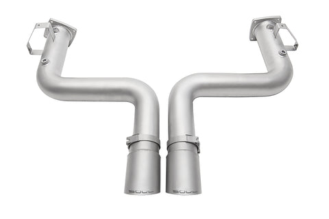 Soul Performance Products - Turboback Track Exhaust System (991.2 Carrera)