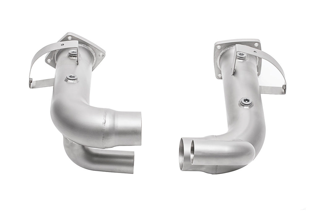 Soul Performance Products - Cat Bypass Pipes (991.2 Carrera w/PSE)