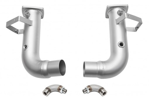 Soul Performance Products - Cat Bypass Pipes (991.2 Carrera)