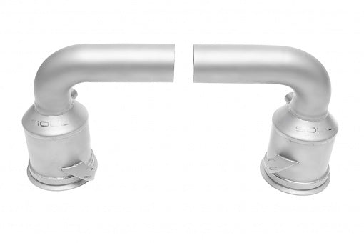Soul Performance Products - Cat Bypass Pipes (992 Carrera)
