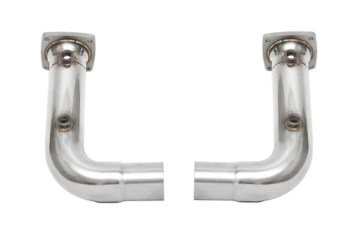 Fabspeed Catbypass Pipes (991.2 Carrera / Carrera S) - Flat 6 Motorsports - Porsche Aftermarket Specialists