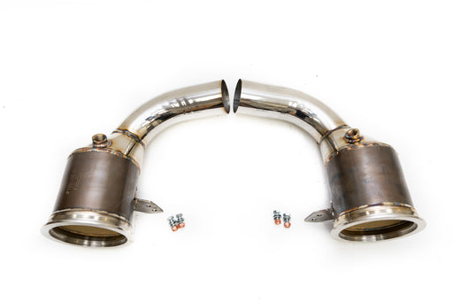 Fabspeed Sport Catalytic Downpipes (992)