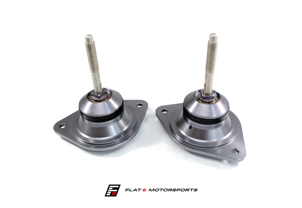 RSS Tarmac Series Performance Transmission Mounts (Cayman / Boxster 987 & 981) - Flat 6 Motorsports - Porsche Aftermarket Specialists