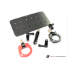 Raceseng Tug Plate - License Tag Relocator (Cayman / Boxster 718)