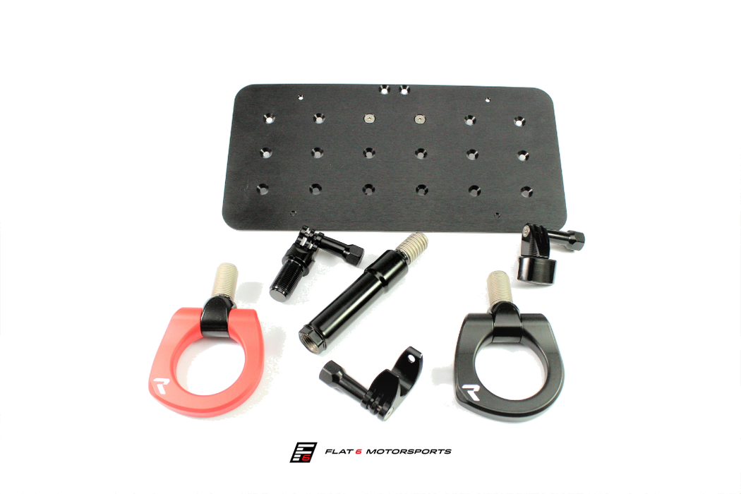 Raceseng Tug Plate - License Tag Relocator (991)