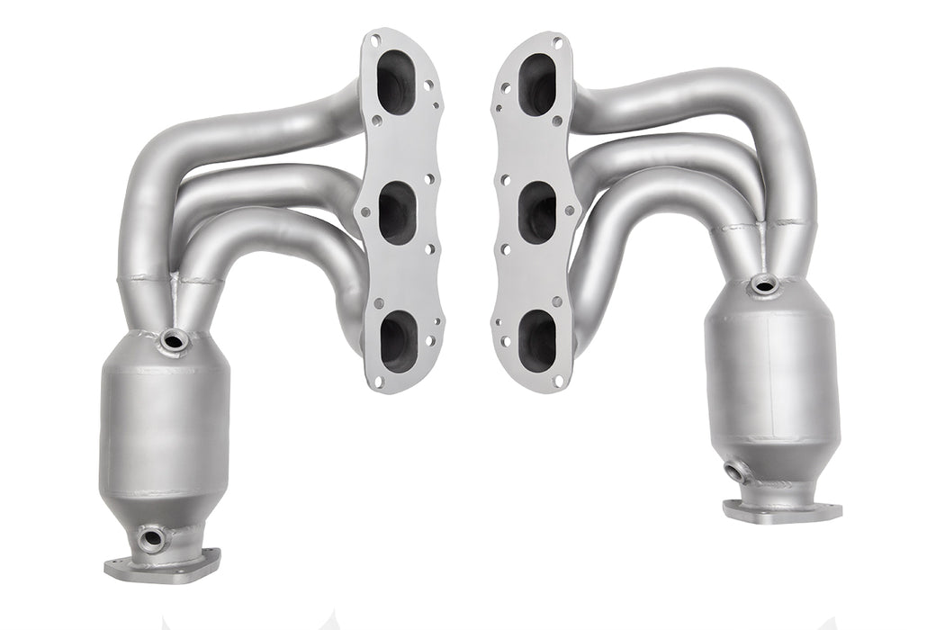 Soul Performance Products - Long Tube Street Headers (991.1 Carrera)