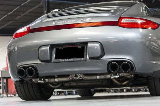 Soul Performance Products - Center Muffler Bypass (997.2 Carrera)