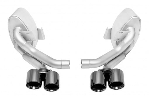 Soul Performance Products - Sport Side Mufflers (997.2 Carrera)