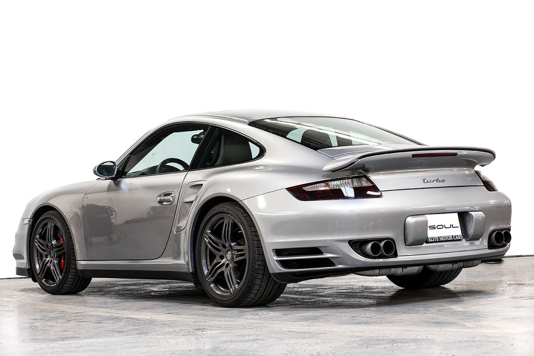 Soul Performance Products - Sport X-Pipe Exhaust System (997.1 Turbo) - Flat 6 Motorsports - Porsche Aftermarket Specialists