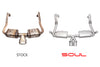 Soul Performance Products - Valved Exhaust System (718 Cayman / Boxster)